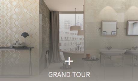 Naxos ceramiche pavimenti rivestimenti in gres porcellanato marche umbria arredo bagno - Grand tour bagno ...