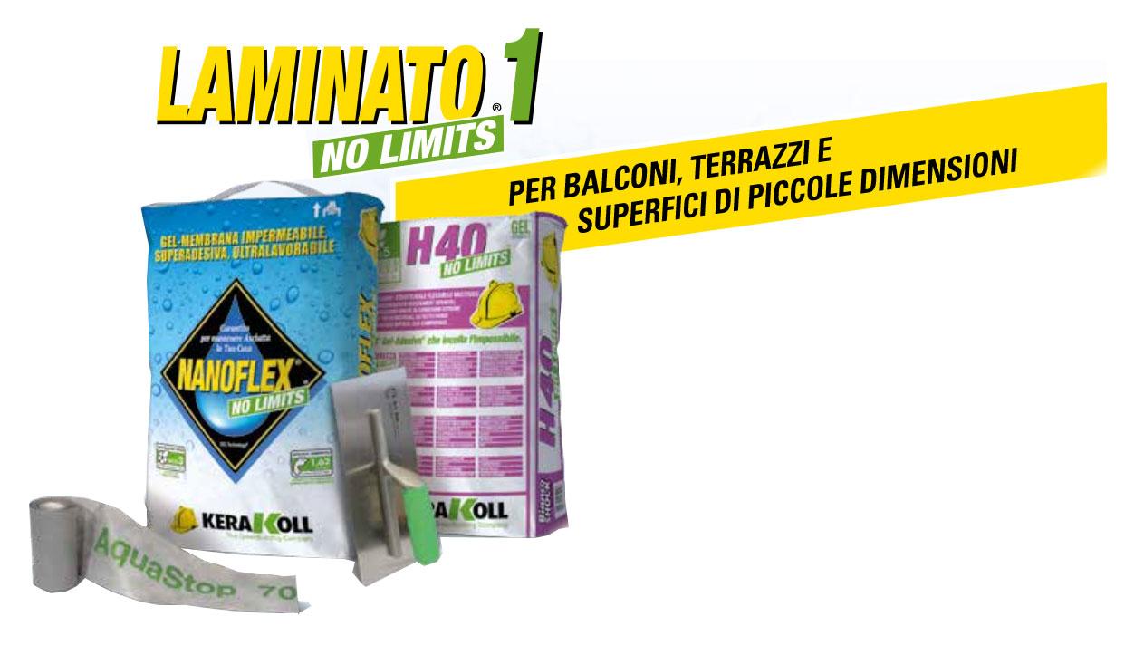 KERAKOLL LAMINATO 1 No Limits | ARREDO BAGNO MATERIALI EDILI ...